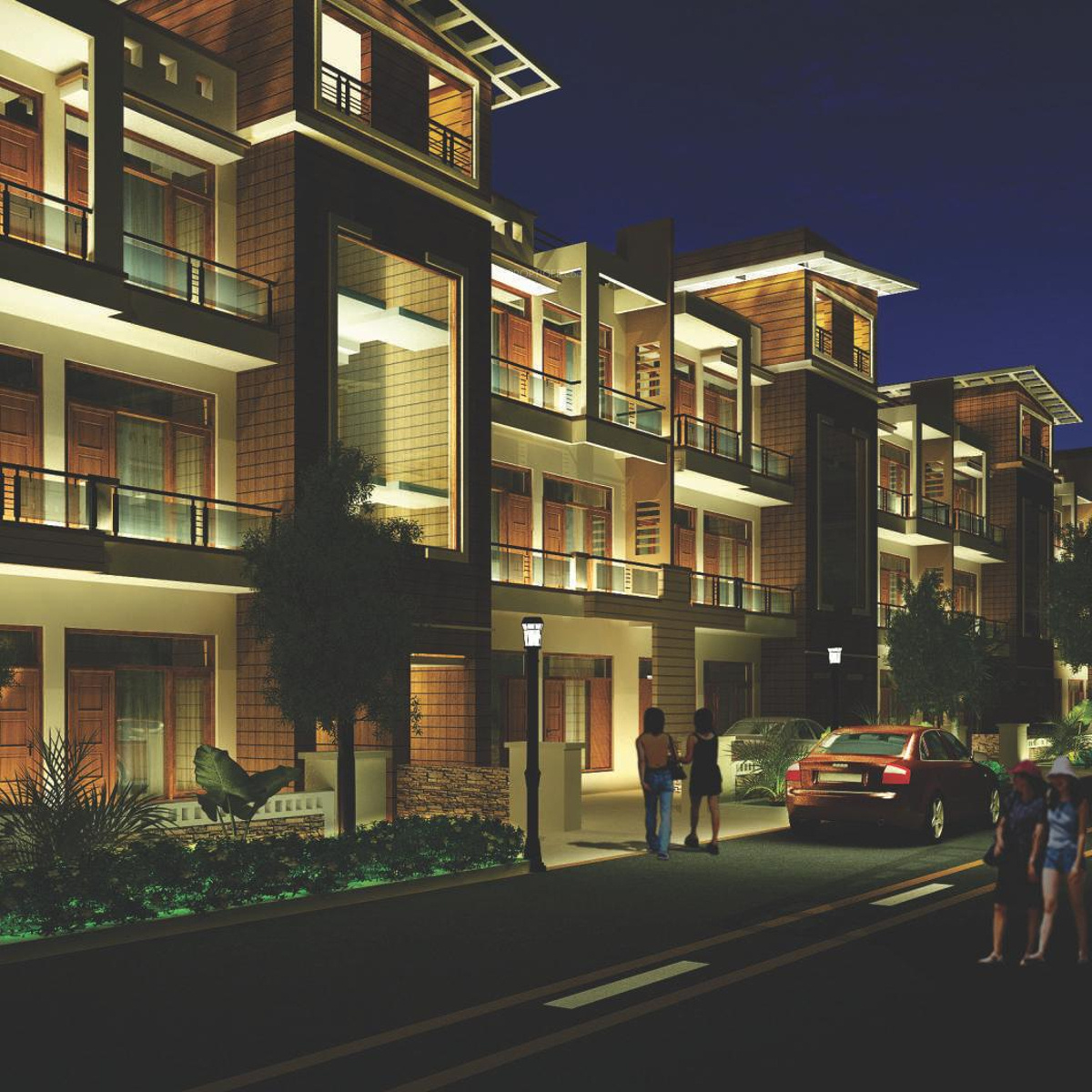 Klv Builders And Developers Signature Homes In Sector 100