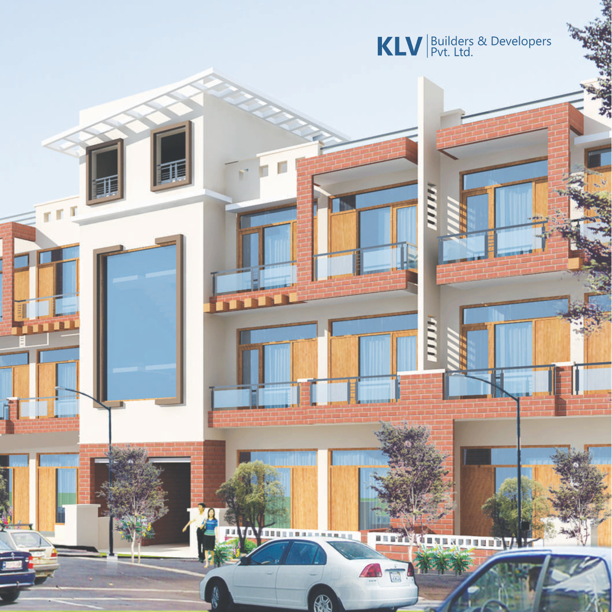 1500 sq ft 3 bhk 3t apartment for sale in klv builders and for Home signature