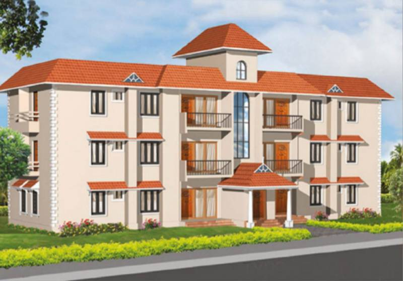 Images for Elevation of Ambady Green Meadows Apartment