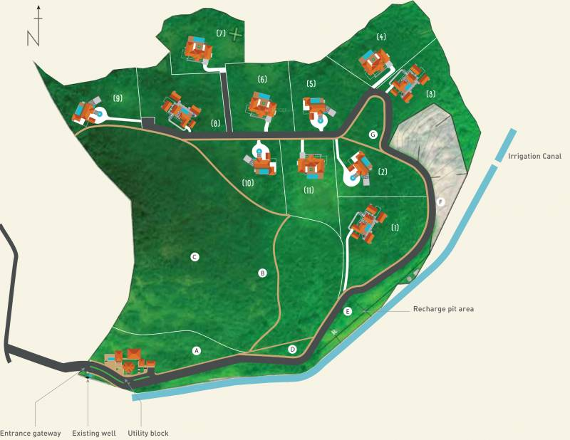 Images for Master Plan of B and F Countryside Estates