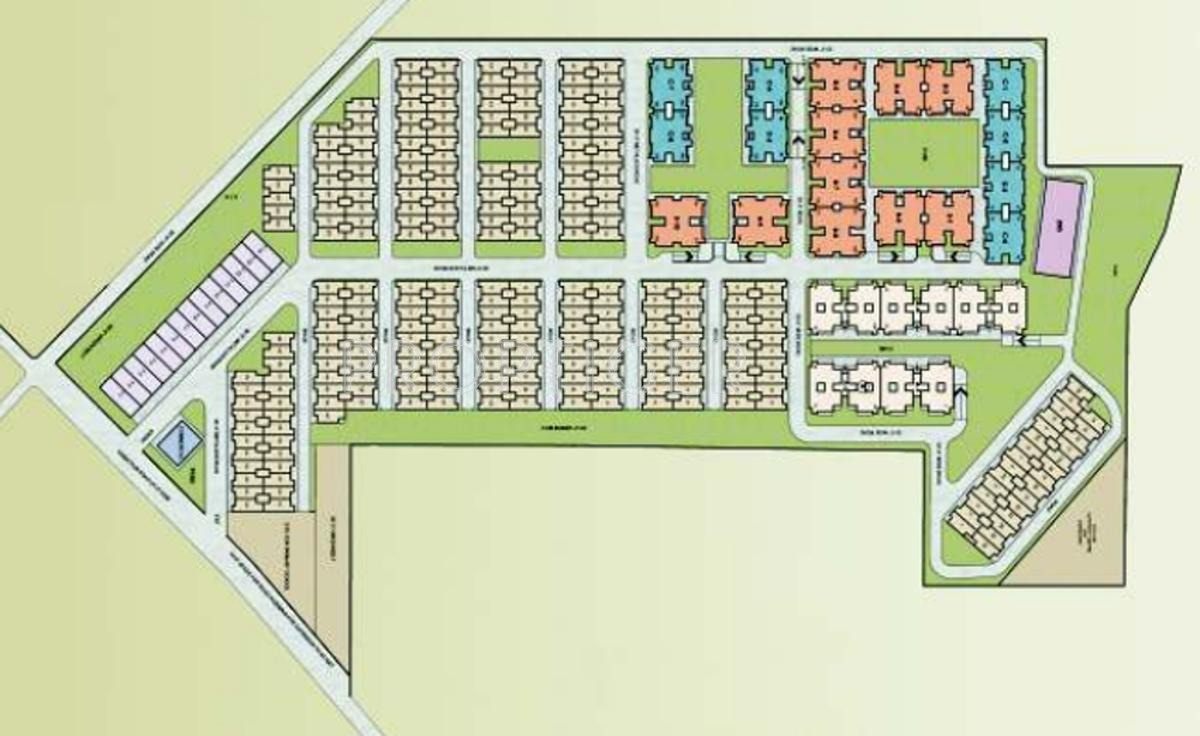 1000 Sq Ft 2 Bhk 2t Apartment For Sale In Raglan