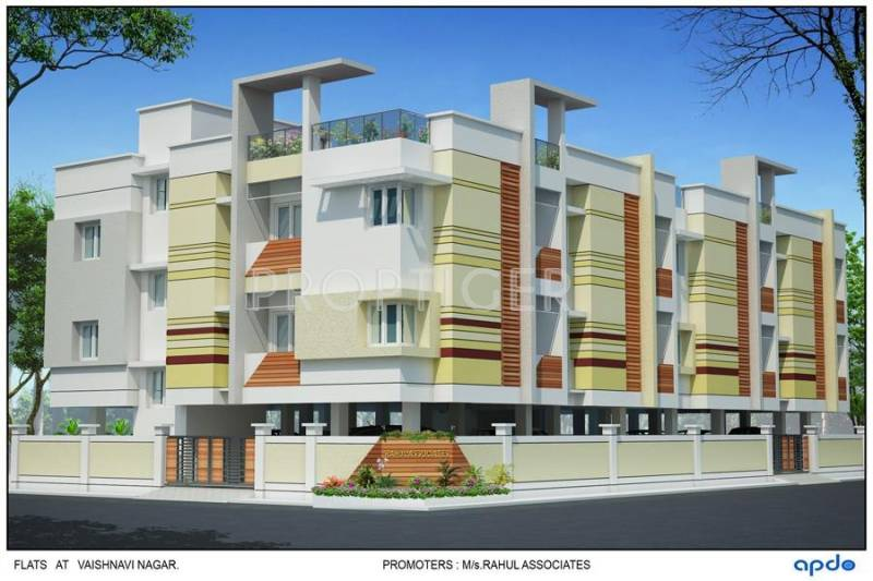 Images for Elevation of Rahul Vaishnavi Nagar