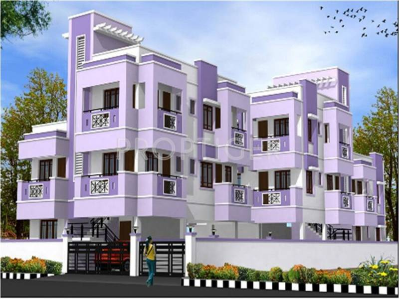 Images for Elevation of LJC Builders And Promoters Suji Flats