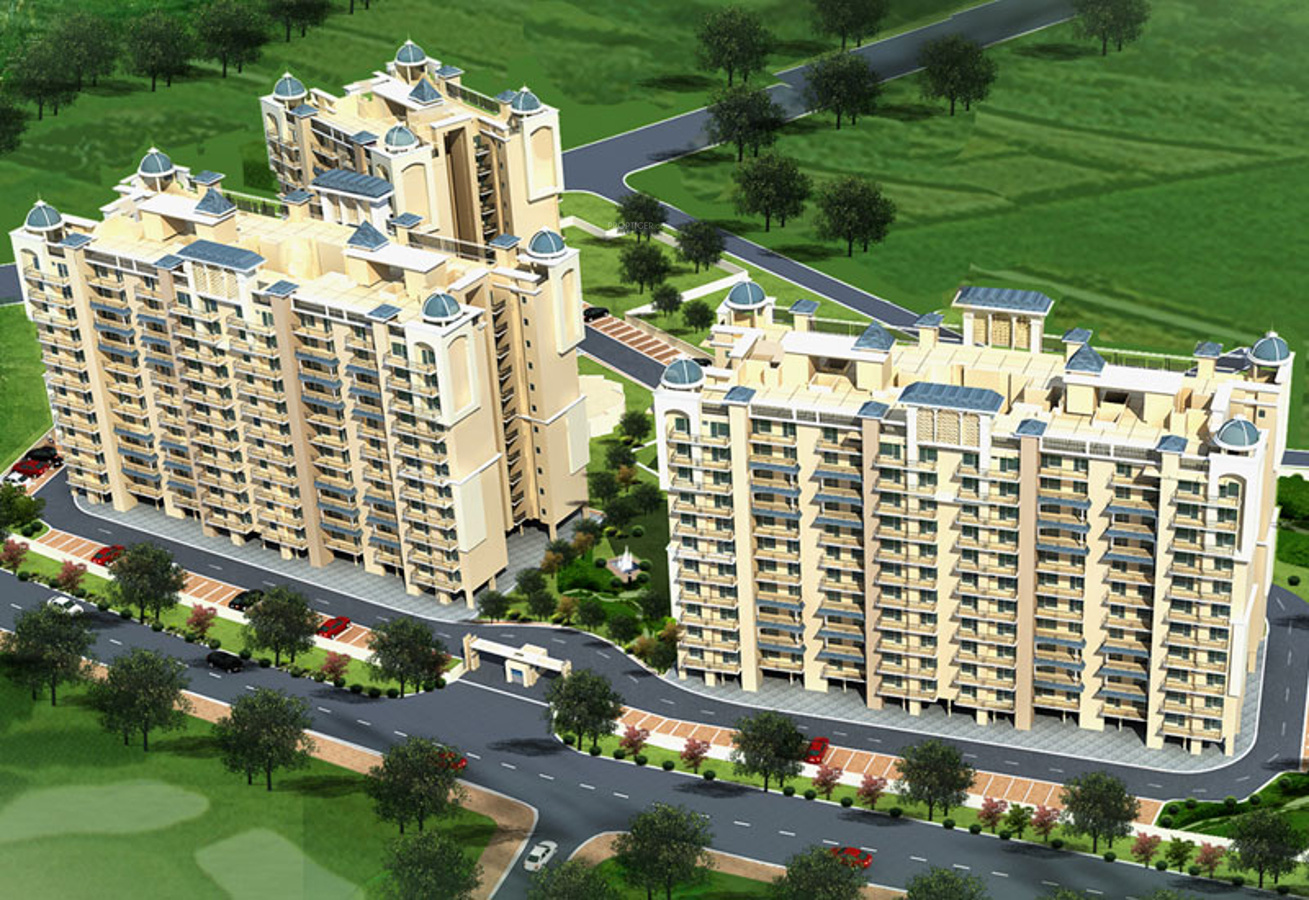 Universal The Taj Towers in Sector 104 Mohali, Mohali
