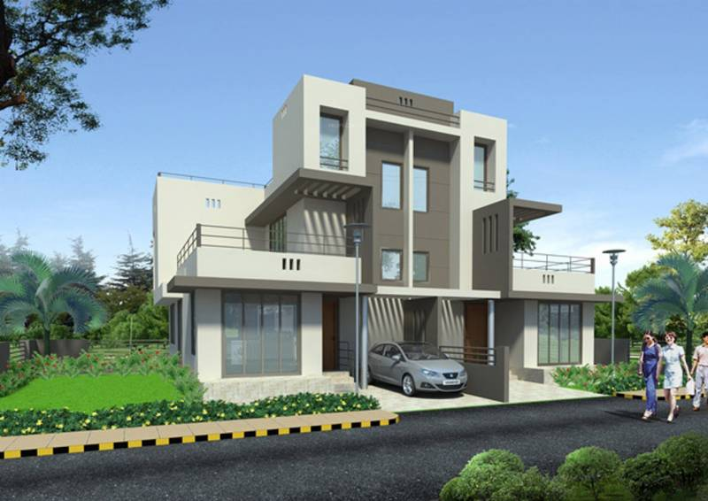 Images for Elevation of Aditya Developers Mumbai Orient Villas