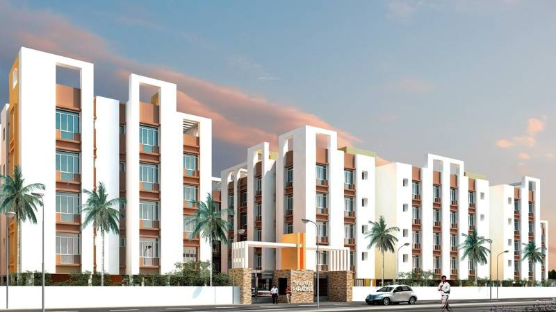 Images for Elevation of Tirupati Paradise