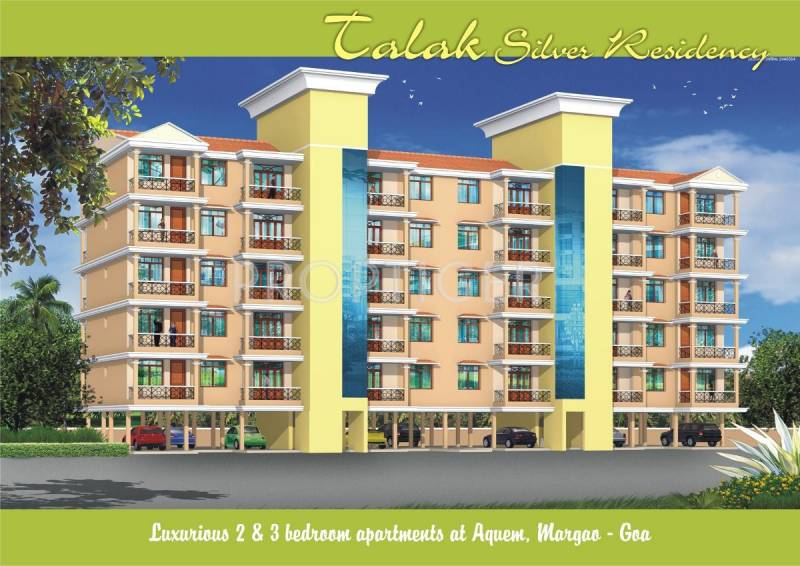 Images for Elevation of Talak Constructions Silver Residency