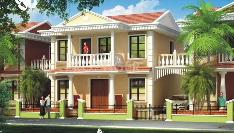 Images for Elevation of Talak Madhuban Villas