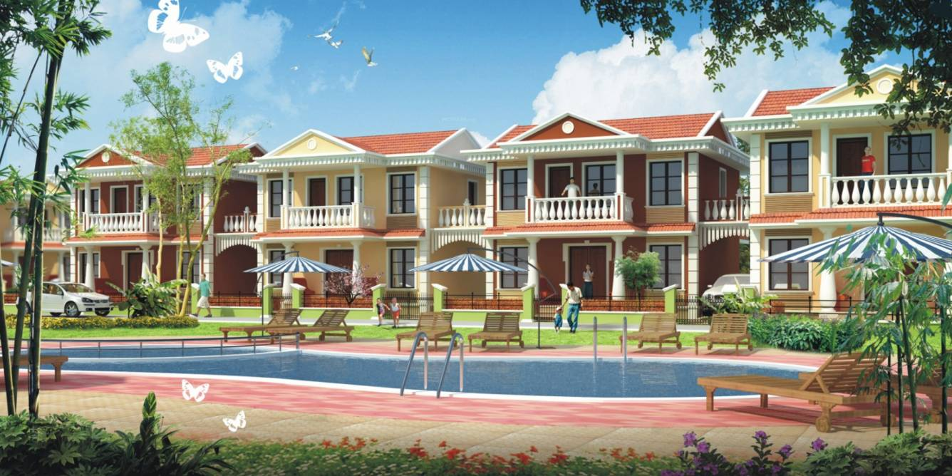 Talak Madhuban Villas In Ponda Goa Price Location Map