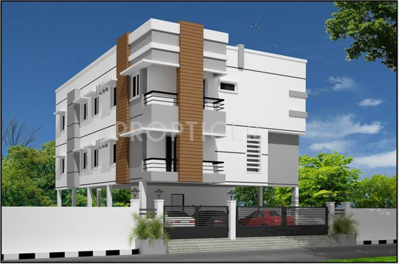 Images for Elevation of Aavaasa Builders Swami