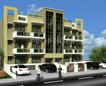 Images for Elevation of Jap Developers Pvt Ltd Anjum Independent Floors