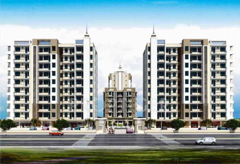 Images for Elevation of Shree Shakambhari Developers Pvt Ltd Kohinoor Residency