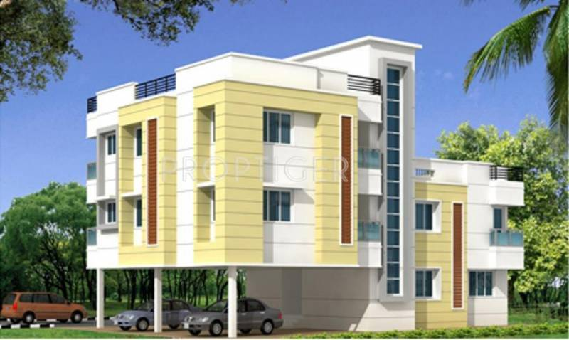 Images for Elevation of Amaar Foundation Ultra Amar Avenue Phase 1