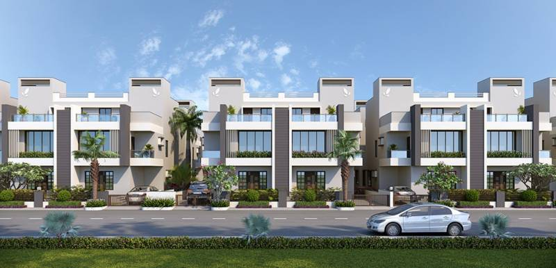 Images for Elevation of Aawaass Buildcon Pvt Ltd Strawberry