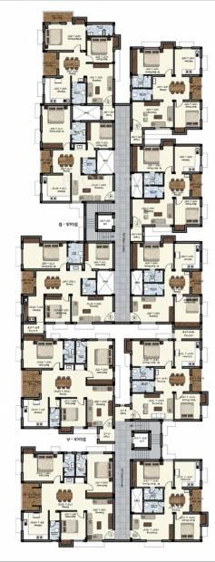 Images for Cluster Plan of Abhinitha Foundation Venkatesam