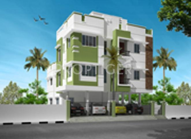 Images for Elevation of Aavaasa Builders Brindavana