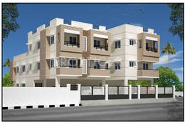 Images for Elevation of Aavaasa Builders Anirudh
