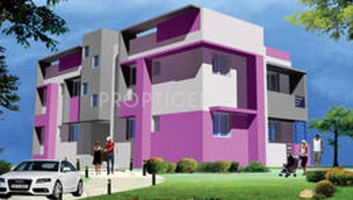 Images for Elevation of Manju Nano Homez