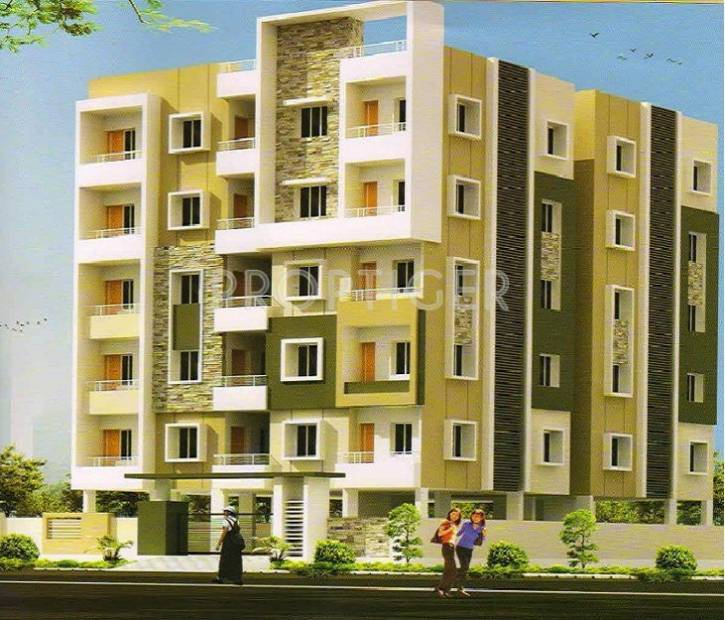 Images for Elevation of Girija Siva Sai Enclave