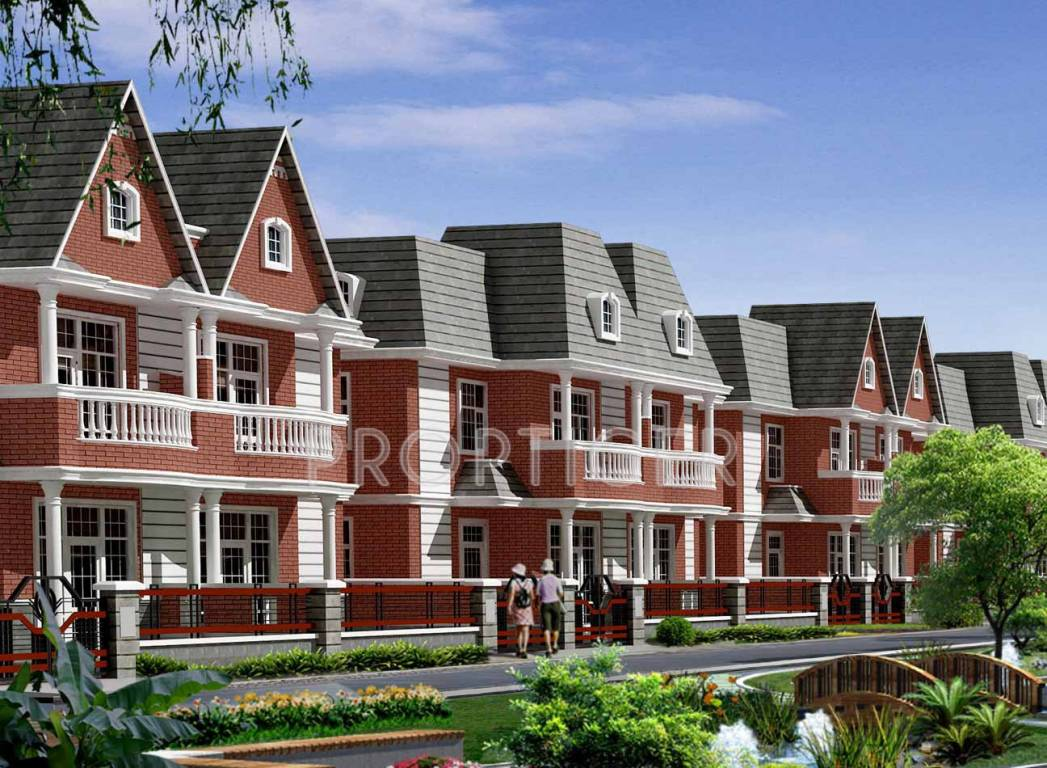 Front Elevation Of House In Ludhiana : Eldeco mayfair villas in hussainpura ludhiana price