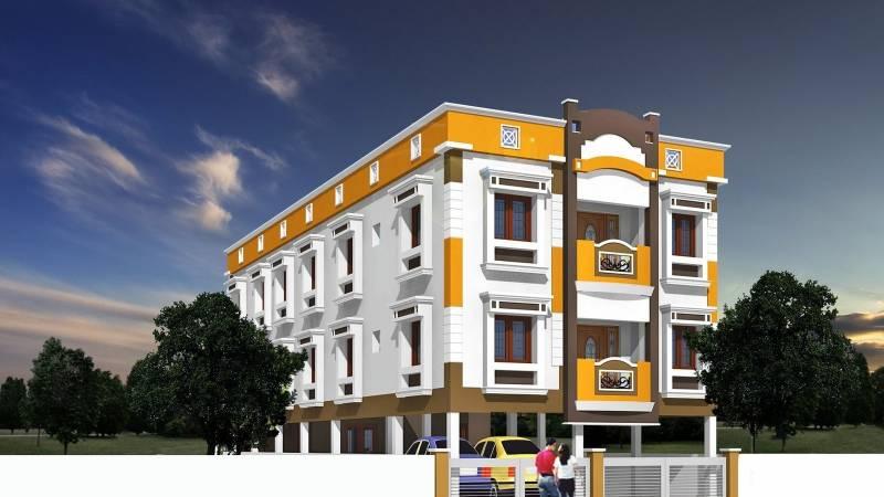 Images for Elevation of Vesta Builders Prarthana