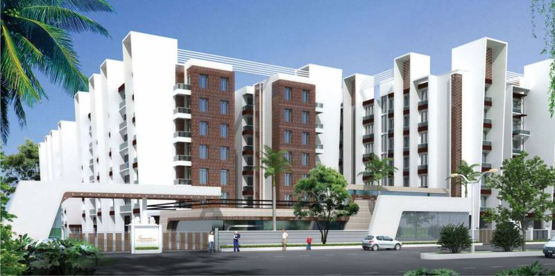 Images for Elevation of Vastu Rameshwaram City Appartment