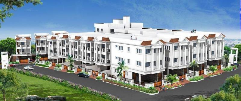 Images for Elevation of DSL Infrastructure And Space Developers Fortune Villas