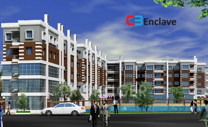Images for Elevation of Modern CB Enclave