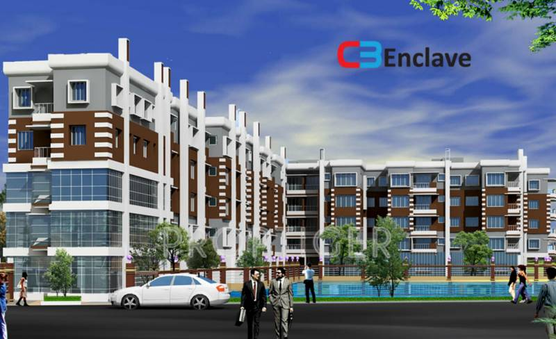 cb-enclave Images for Elevation of Modern CB Enclave