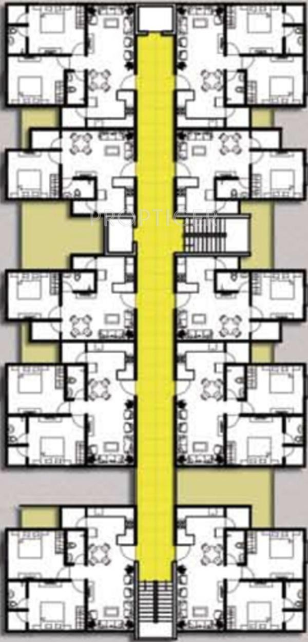 900 sq ft 2 bhk 2t apartment for sale in vastu developers