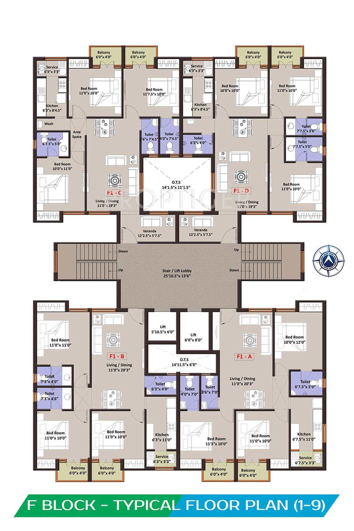 720 sq ft 2 bhk 2t apartment for sale in annai aishwaryaa for 720 sq ft apartment floor plan
