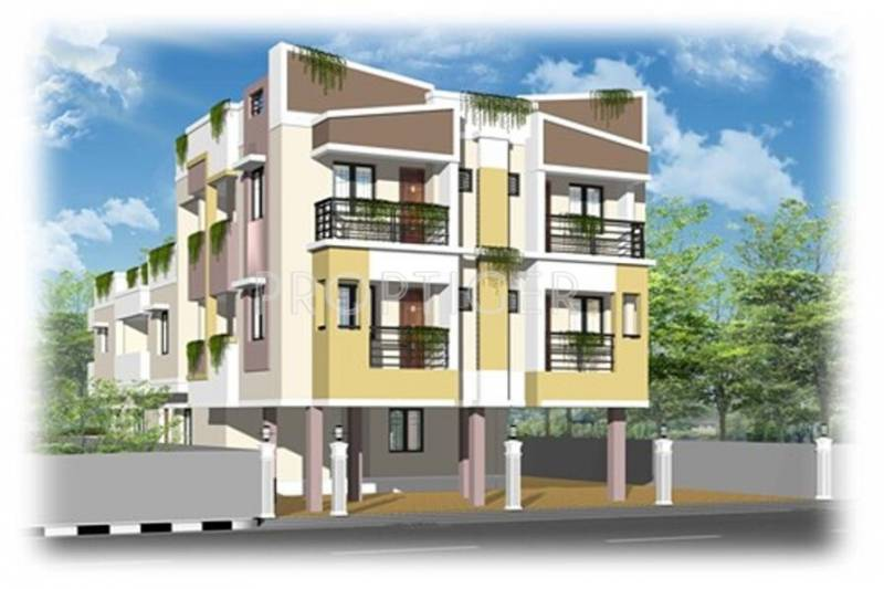 Images for Elevation of Sumeru Sahana Apartments