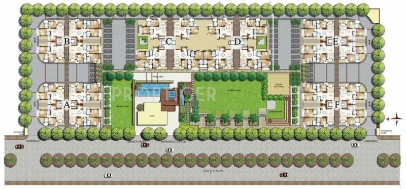 Images for Cluster Plan of Parsvnath Pratishtha