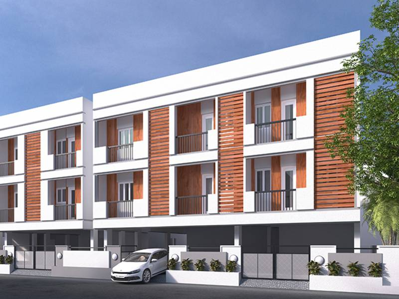 Images for Elevation of SVVD Green Housing Thistle