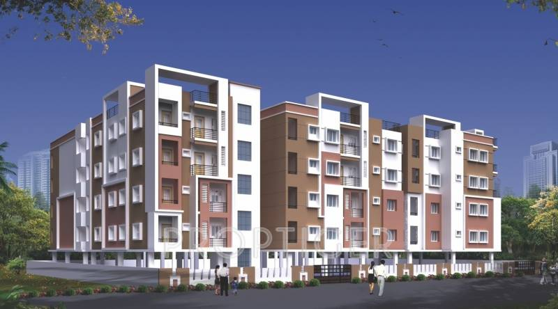 Images for Elevation of NSR Brindavan Annex