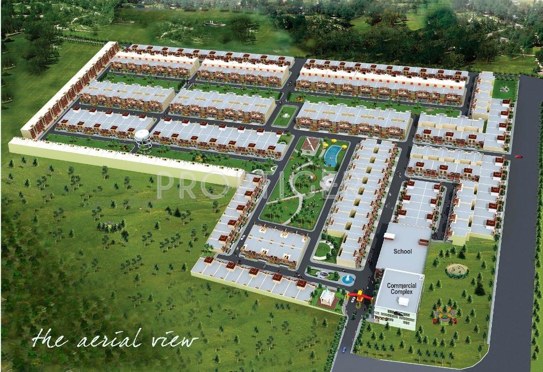 Deeksha Kcr Town In Rohta Agra Price Location Map