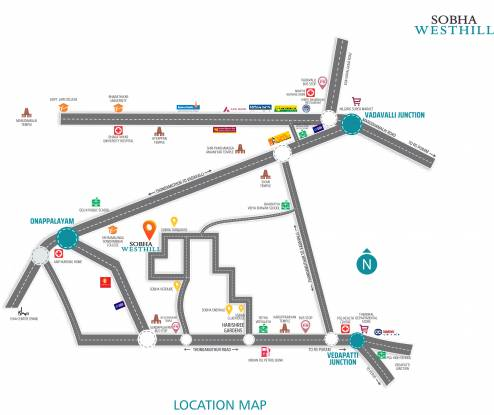 westhill Location Plan
