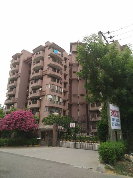 Images for Elevation of CGHS Sanskriti Apartments