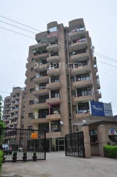 Images for Elevation of CGHS Krishna Apartment