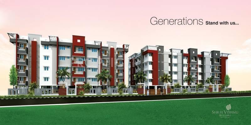 Images for Elevation of Shree Vishnu Magnolia Apartments