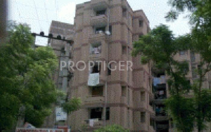 Images for Elevation of Reputed Shree Ganesh Apartments