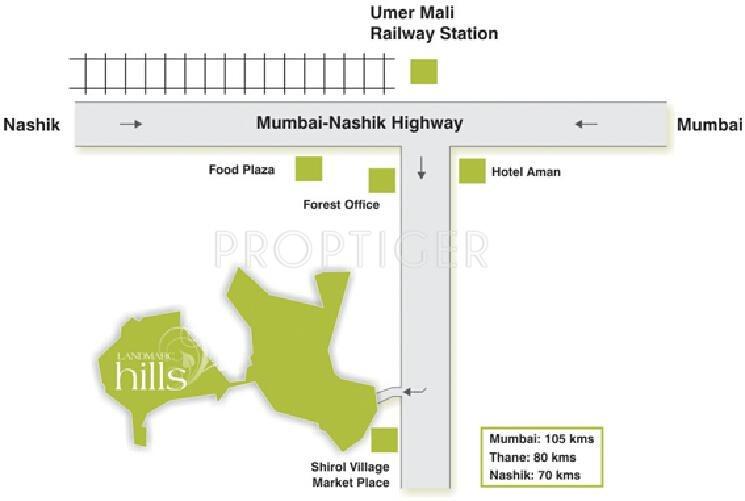 Images for Location Plan of Disha Direct Landmarc Hills