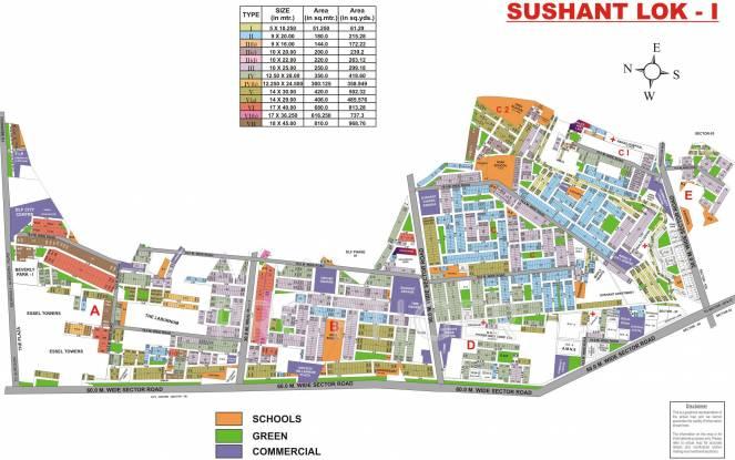 sushant-lok-i Images for Master Plan of Ansal Sushant Lok I