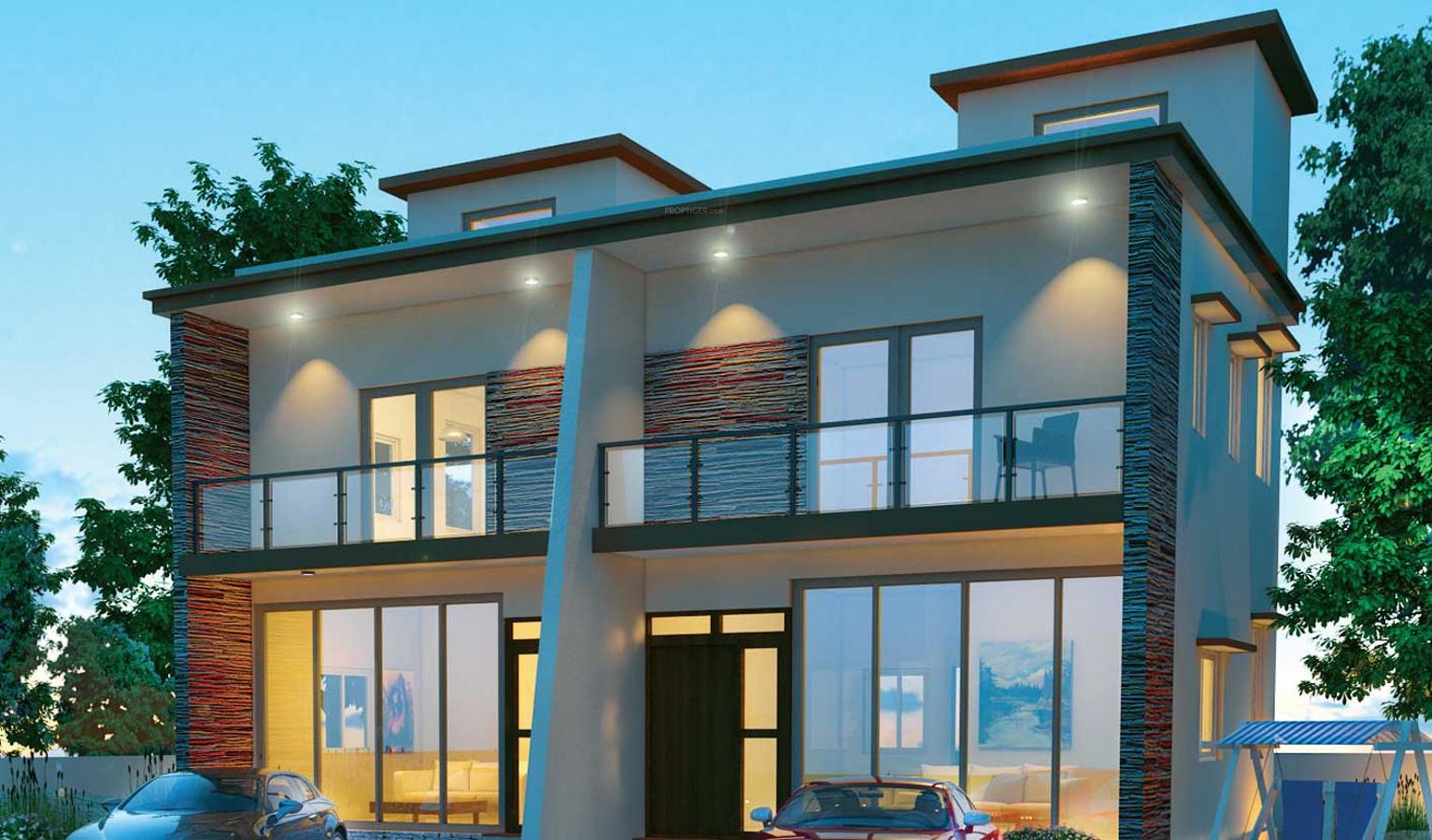 Master Plan Pnj Farms And Builders Pvt Ltd Villa Montana Warai Mumbai