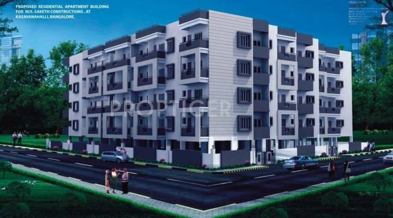 Images for Elevation of Saranya Paradise