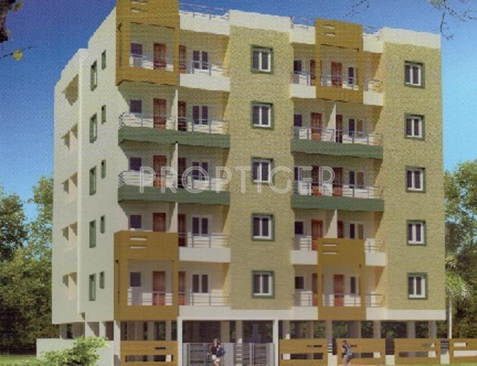 Chethan Builders Balaji Nest Elevation