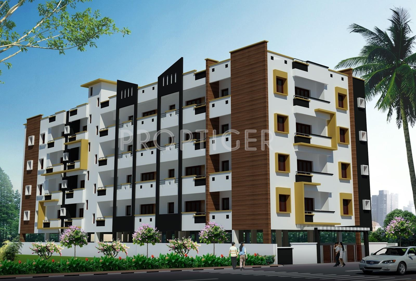 Mithra Raji Residency by Mithra Constructions in Varthur