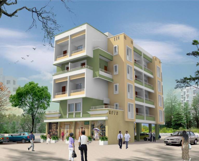 Images for Elevation of Gawade Group Kulswamini Heritage