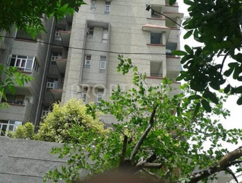 Images for Elevation of Reputed Ganpati Apartment