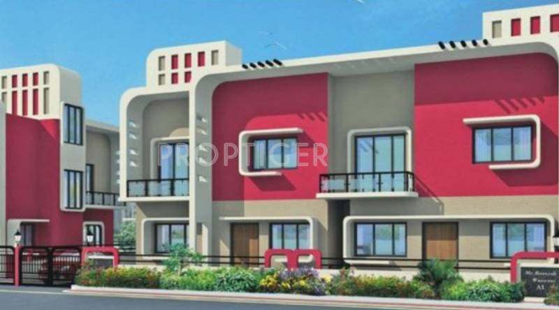 Images for Elevation of Gangwani Tulip West View Independent Villa